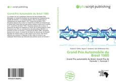 Grand Prix Automobile du Brésil 1980的封面