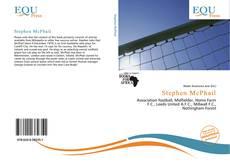 Buchcover von Stephen McPhail
