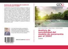 Análisis de sensibilidad del modelo de escorrentía por el SWAT的封面