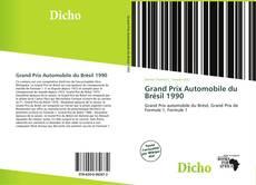 Grand Prix Automobile du Brésil 1990的封面