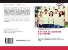 Обложка Sistema de Acciones Educativas