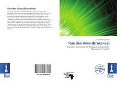 Обложка Rue des Ailes (Bruxelles)
