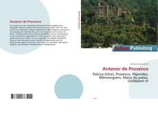 Bookcover of Antenor de Provence