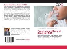 Portada del libro de Fumar cigarrillos y el daño del ADN