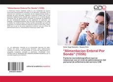 """Bookcover of """"Alimentacion Enteral Por Sonda"""" (1056)"""