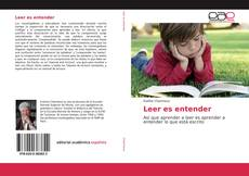 Bookcover of Leer es entender