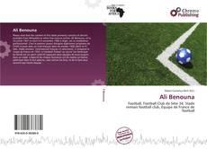 Bookcover of Ali Benouna