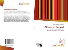 Bookcover of Atikamekw (langue)