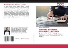 Portada del libro de Revista Estudios Privados ZavaRod