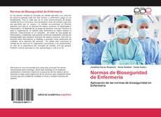Portada del libro de Normas de Bioseguridad de Enfermería