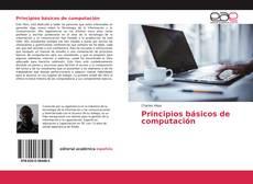 Capa do livro de Principios básicos de computación