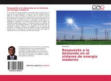 Respuesta a la demanda en el sistema de energía moderno kitap kapağı