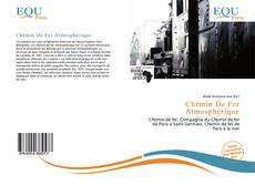 Bookcover of Chemin De Fer Atmosphérique