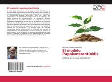 Borítókép a  El modelo Papakonstantinidis - hoz