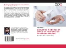 Portada del libro de Evaluar las medicinas en base a las revisiones de los clientes mediant