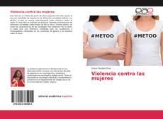 Bookcover of Violencia contra las mujeres