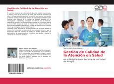 Borítókép a  Gestión de Calidad de la Atención en Salud - hoz