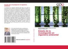 Borítókép a  Estado de la investigación en ingeniería ambiental - hoz