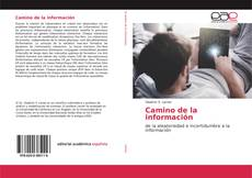 Bookcover of Camino de la información