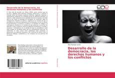 Portada del libro de Desarrollo de la democracia, los derechos humanos y los conflictos