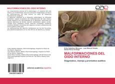 Copertina di MALFORMACIONES DEL OÍDO INTERNO