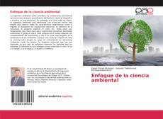 Bookcover of Enfoque de la ciencia ambiental
