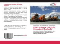 Обложка Fabricación de Hormigón Estructural Resiliente