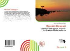 Bookcover of Moustier (Belgique)