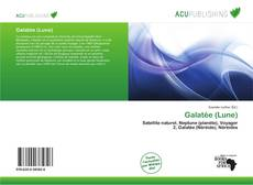 Bookcover of Galatée (Lune)