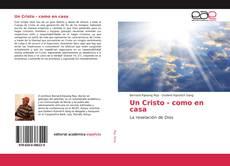 Buchcover von Un Cristo - como en casa