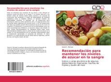 Buchcover von Recomendación para mantener los niveles de azúcar en la sangre