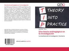 Portada del libro de Una teoría andragógica en la investigación