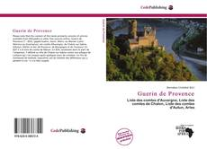Capa do livro de Guerin de Provence