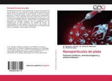 Nanopartículas de plata kitap kapağı