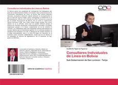 Copertina di Consultores Individuales de Línea en Bolivia