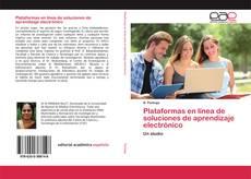 Copertina di Plataformas en línea de soluciones de aprendizaje electrónico