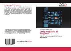 Обложка Esteganografía de imágenes