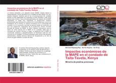Capa do livro de Impactos económicos de la MAPE en el condado de Taita Taveta, Kenya