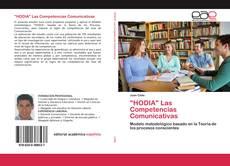 """Portada del libro de """"HODIA"""" Las Competencias Comunicativas"""
