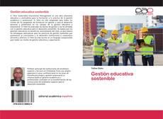 Buchcover von Gestión educativa sostenible