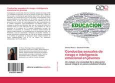 Buchcover von Conductas sexuales de riesgo e inteligencia emocional en jóvenes