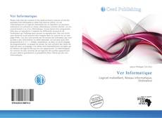 Bookcover of Ver Informatique