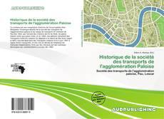 Borítókép a  Historique de la société des transports de l'agglomération Paloise - hoz