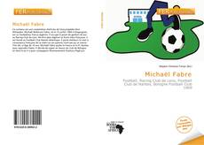 Portada del libro de Michaël Fabre