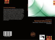 Capa do livro de Terminal Informatique