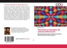 Capa do livro de Técnicas avanzadas de cálculo diferencial