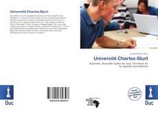 Bookcover of Université Charles-Sturt