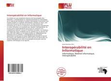 Capa do livro de Interopérabilité en Informatique