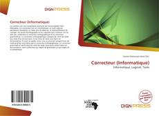 Bookcover of Correcteur (Informatique)