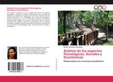 Portada del libro de Análisis de los aspectos Psicológicos, Sociales y Económicos